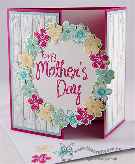 Images Of Handmade Mothers Day Cards - the crafty owl happy s day