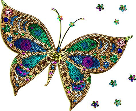 colorful butterfly colorful flying butterfly clipart