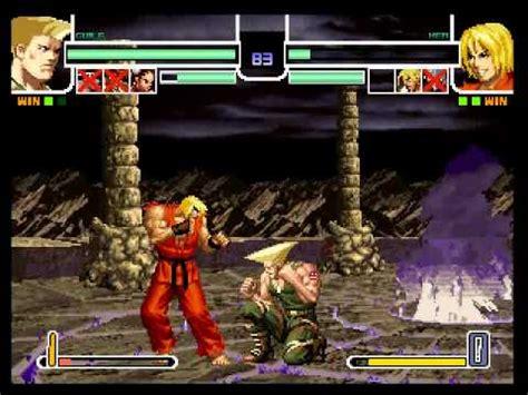 Infinity Mugen Team Mugen Svp Infinity A I Team Match