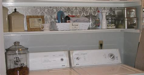 Pretty Laundry Hers Laundry Closet Organization Storage Ideas Laundry Closet Laundry Closet