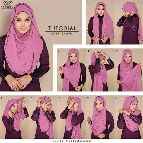 Jilbab Khimar Catleya 8 cattleya tutorials hijabs
