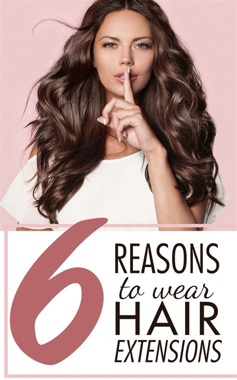 top 5 reasons why wear hair extensions 365 best hair tutorials tips tricks and more images on