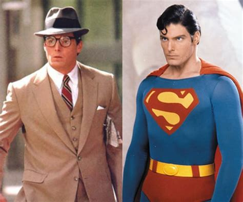 christopher reeve as clark kent christopher reeve as clark kent superman actors who have
