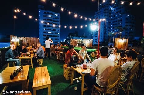 roof top bars in bangkok top 5 rooftop bars in bangkok living 360 the living 360