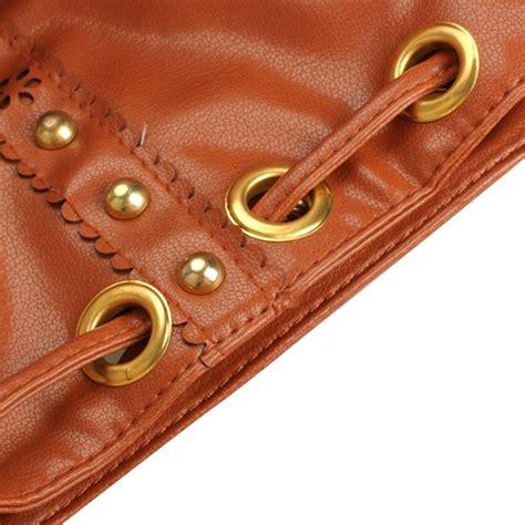 Tas Selempang Wanita Kulit Coklat tas selempang wanita kulit sintetis cokelat lazada