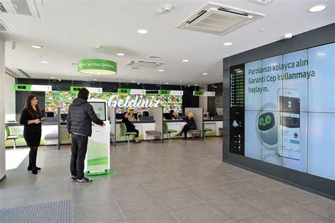 garanti bank program garanti bank launches a new era in banking transforming