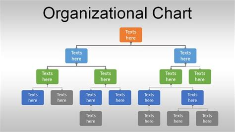 org chart template in powerpoint data flow diagram exles data get free image about