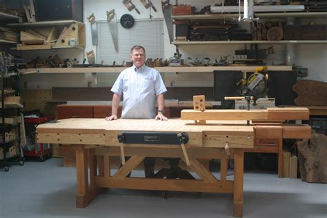 Foster Workbench And Foster Vise