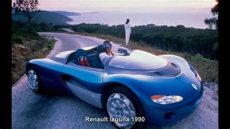renault car 1990 336 renault laguna 1990 prototype car youtube