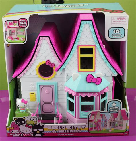 hello kitty doll house hello kitty dollhouse shop collectibles online daily