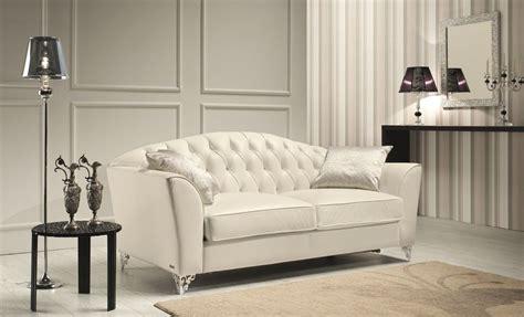 tasso sofa set  white sofadreams