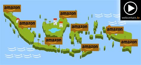 amazon video indonesia amazon invests 600 million dollars in indonesia