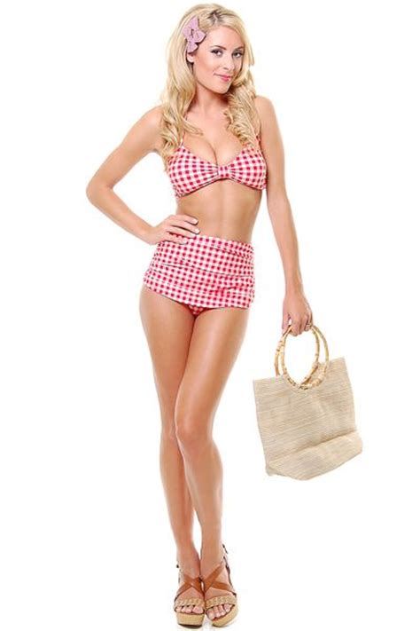 Retro Inspired Bikinis by 1000 Images About 50s Swimsuit On Vintage