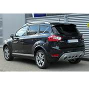 Ford Kuga 20 TDCi Technical Details History Photos On Better Parts