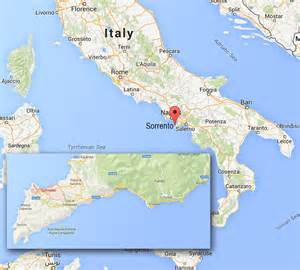 Sorrento Italy Map by 1000 Images About Sorrento Italy On Pinterest Sorrento