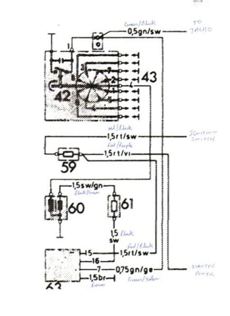 75 ford ignition module wiring diagram 75 get free image