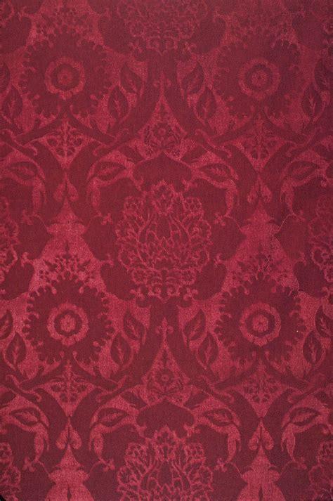 velvet pattern wallpaper file morris and co acorn embossed velvet 1912 jpg