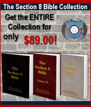 section 8 handbook section 8 bible top selling guide for landlords