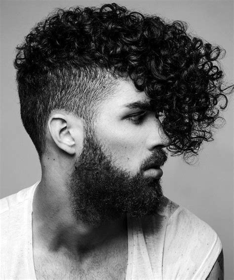 best curly hair mens style shaved sides mohawk hairstyles 40 best mohawk haircuts for men 2016