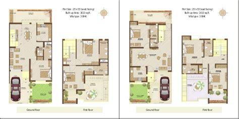 Floor Plan 3 Bedroom House auric villa floor plan booklet