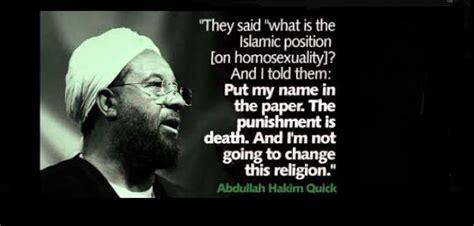 oproep aan wereldleiders aankaarten mensenrechtenschendingen in bied geen podium aan homofobe abdullah hakim quick coc