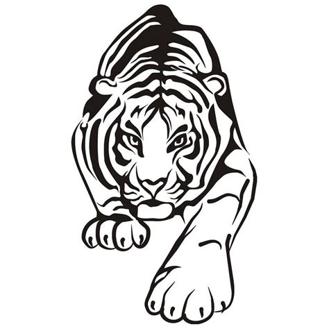 tiger color tiger coloring pages free coloring home