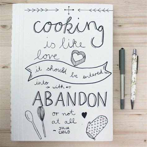 Handmade Cookbook - to go living a simple creative diy