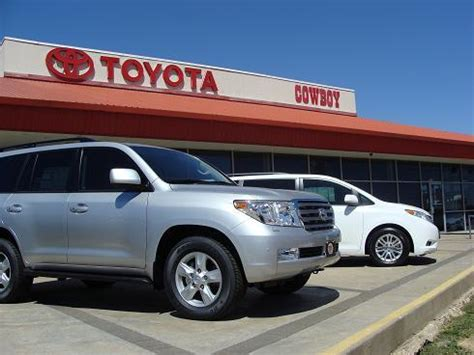 Cowboy Toyota Dallas Cowboy Toyota Dallas Tx 75228 877 372 9133 Car