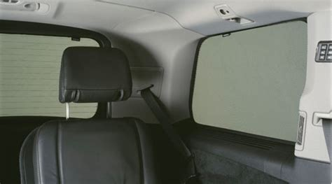 rear door sunshade kit xc