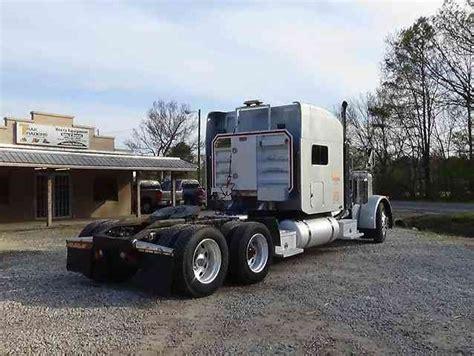 peterbilt 379 2007 sleeper semi trucks