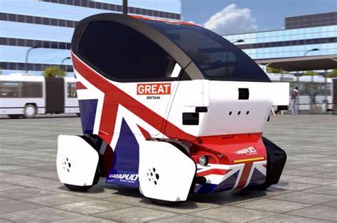 UK to lead autonomous vehicle development as new trials