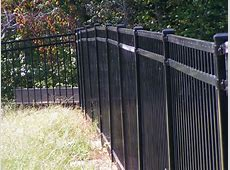 Aluminum Fence Greenergy