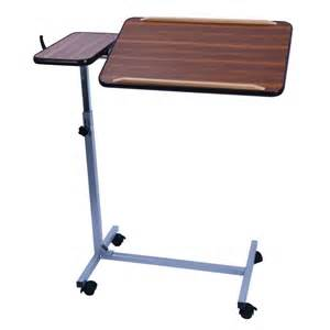 Over bed chair table twin table relimobility overbed and lap
