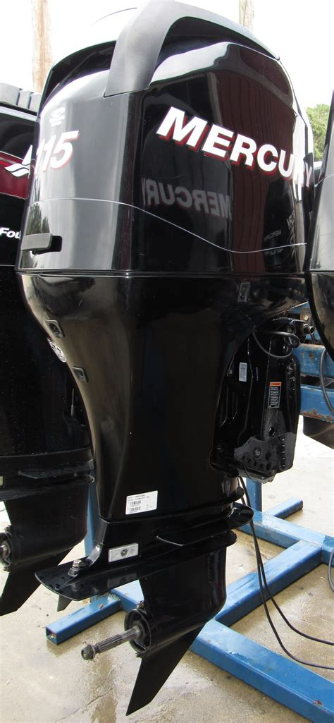 used boat motors outboard used 2011 mercury 115elpt 115hp 4 stroke outboard boat