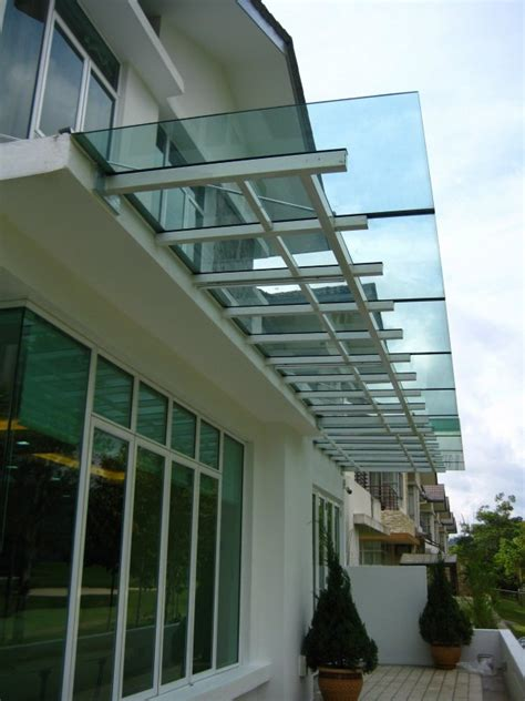 Tempered Glass Pagar Kanopi Kaca Tempered Hotel Pagar Kanopi Rumah Minimalis 0812 1932 6162