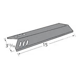 backyard grill parts heavy duty bbq parts 91591 porcelain steel heat plate for