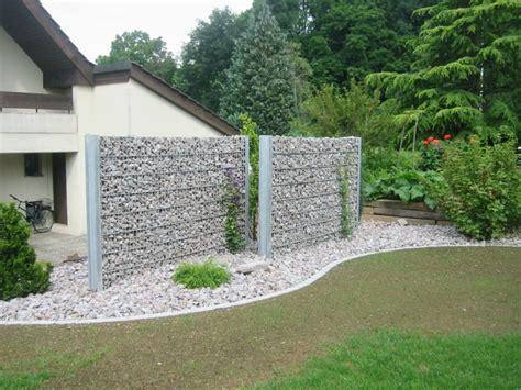 Garten Sichtschutzwand by Gartenmauern Und Sichtschutz Steiner H 252 Rlimann Gartenbau Freudwil Uster