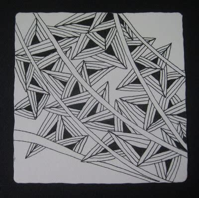 One Thousand New Designs 2 And Where To Find Them tangle mania one thousand thanks and a new challenge
