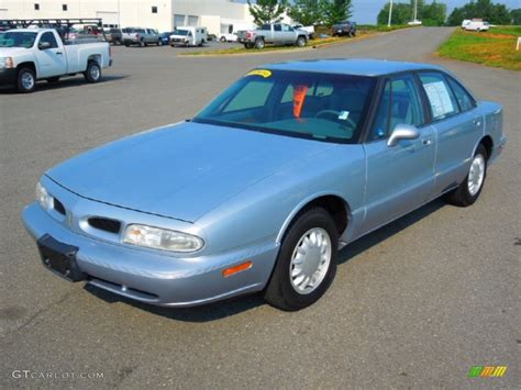 Light Blue Ls light blue metallic 1996 oldsmobile eighty eight ls exterior photo 67839825 gtcarlot