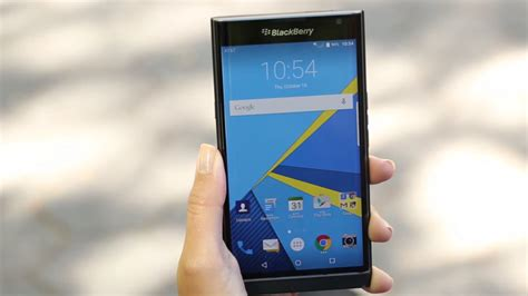 new blackberry phones 2016 blackberry will release at least one new android phone in