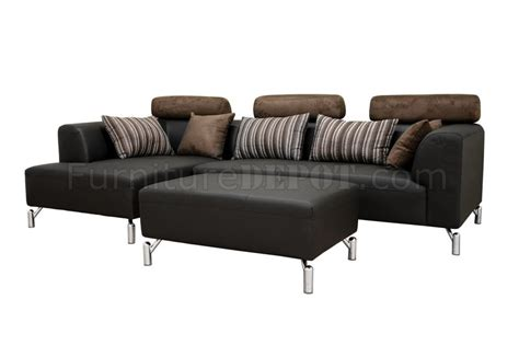 leather sectional sofa with ottoman black leather sectional sofa with matching ottoman