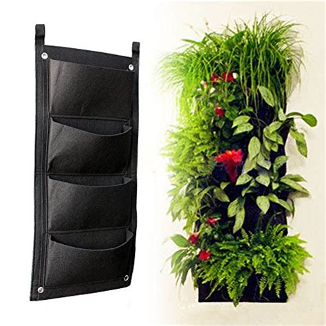 balcony wall garden best 25 vertical wall gardens