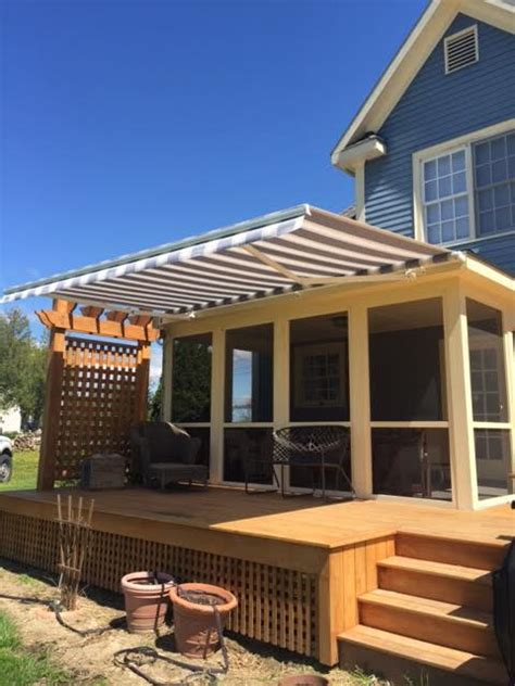 awnings and more exterior shades and awnings vermont shade blind