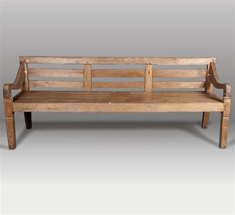 banco mais banco y banco de madera batavia