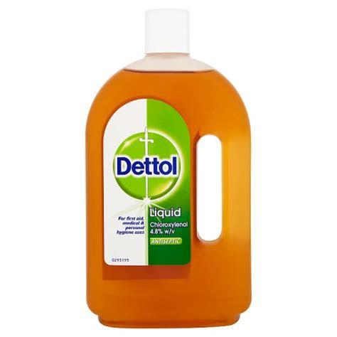 dettol antiseptic large disinfectant