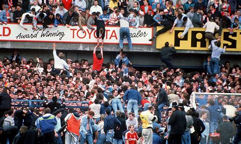 Records Hillsborough Got Away With Hillsborough Safety Before Disaster Inquest Told Uk News