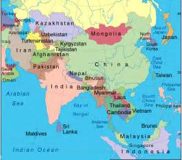 Where Is Asia On The Map by Map Of South Asia Area Pictures Map Of Asia Pictures