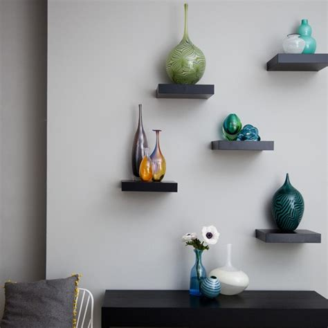Decorative Wall Shelves For Living Room Living Room Display Living Room Decorating Ideas