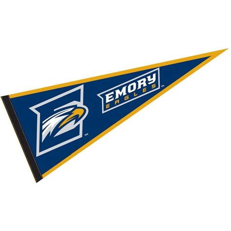 emory colors emory eagles pennant your emory eagles pennant source