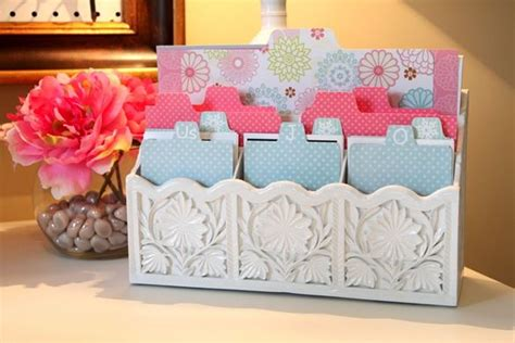 Girly Desk Organizers Diy Stationery Holder Crafts Diy